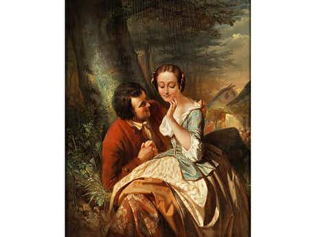 Joseph Lies, 1821 Antwerpen – 1865