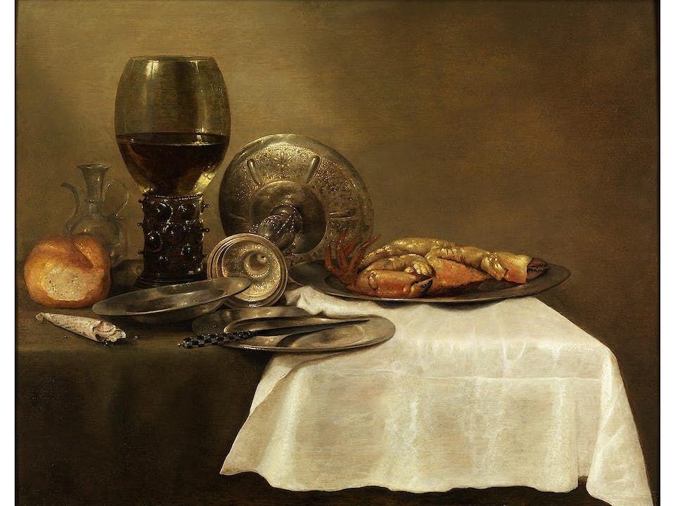 Willem Claesz. Heda, 1594 Haarlem - 1680/82, zug./Werkstatt des