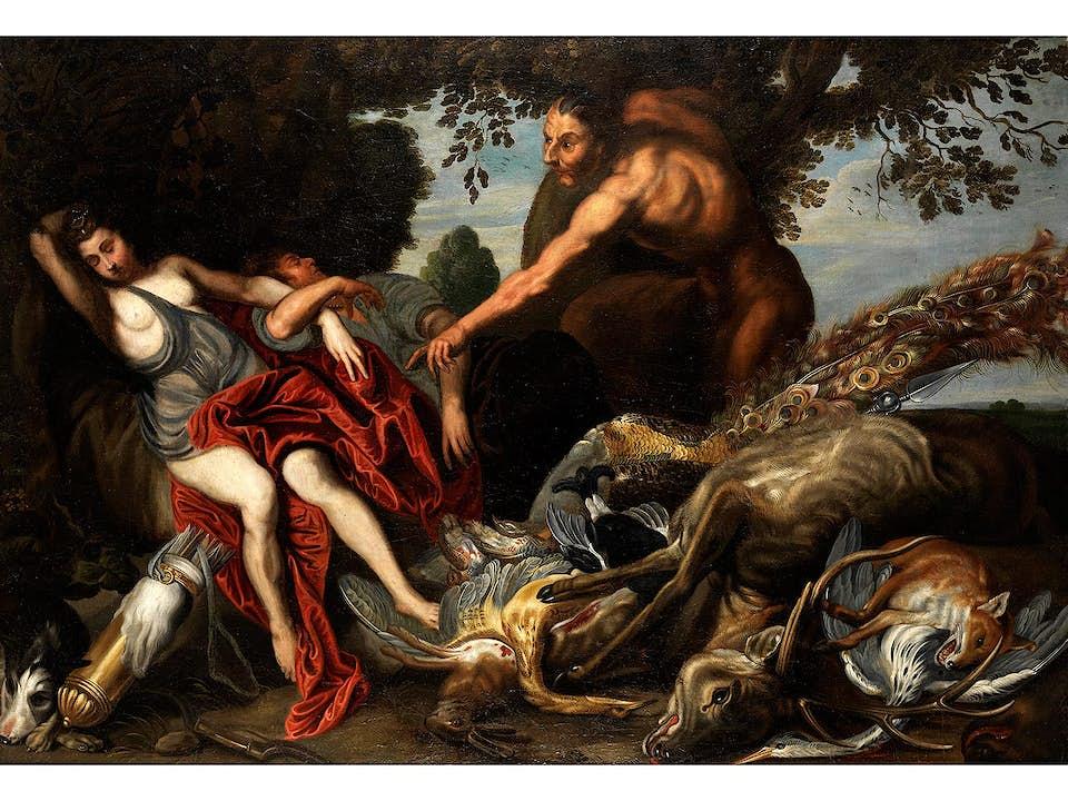 Maler des 17. Jahrhunderts, Kopie nach Anthonius van Dyck (1599-1641)