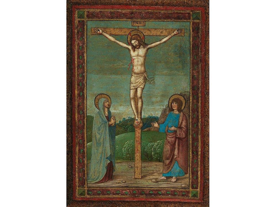 Gherardo di Giovanni del Flora, 1445/46 Florenz - 1497 ebenda