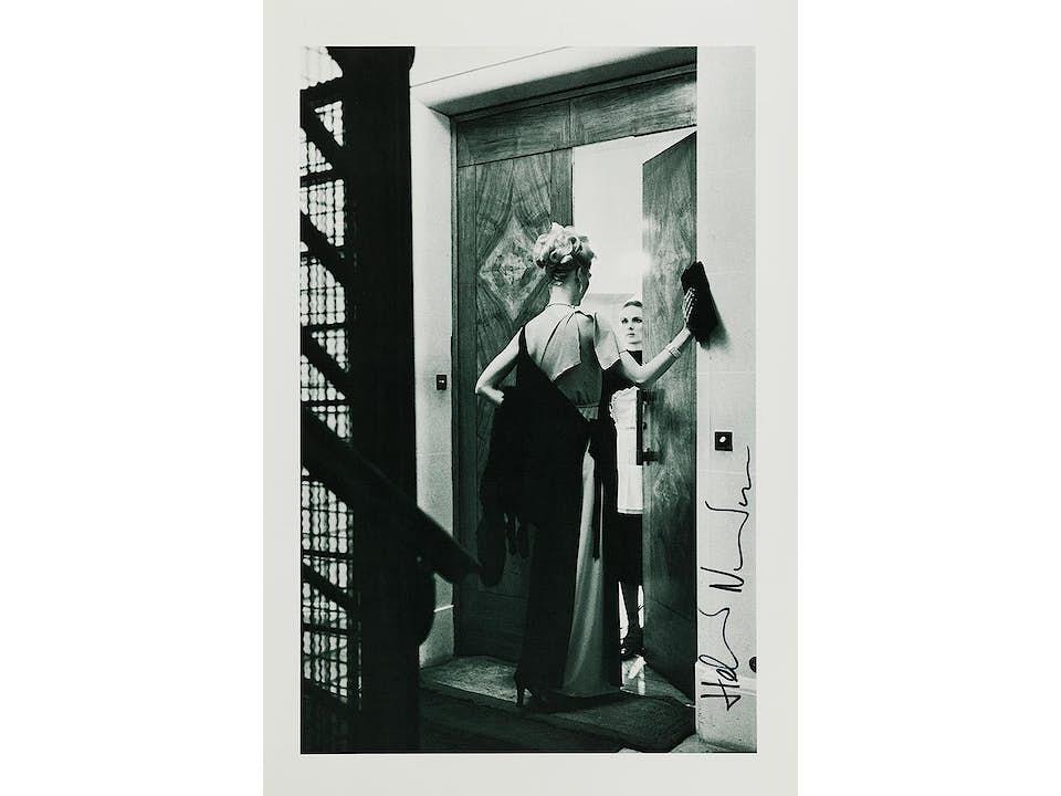 Helmut Newton, 1920 Berlin – 2004 Los Angeles, nach