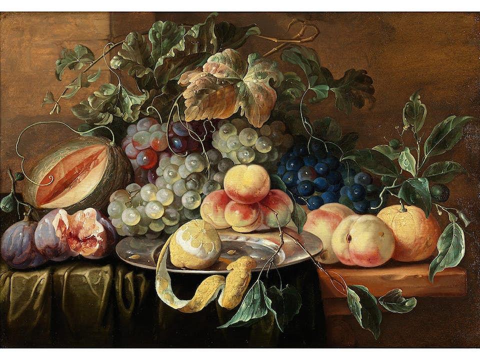 Alexander Coosemans, 1627 Antwerpen – 1689