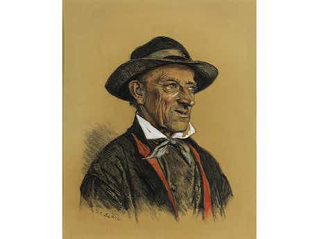 Curt Liebich, 1868 Wesel – 1937 Gutach