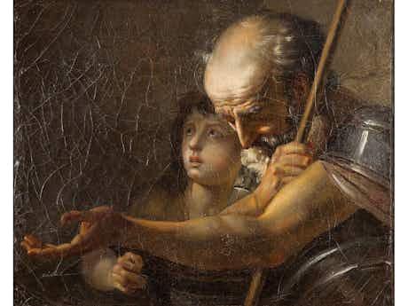 Jacques-Louis David, 1748 Paris – 1825 Brüssel
