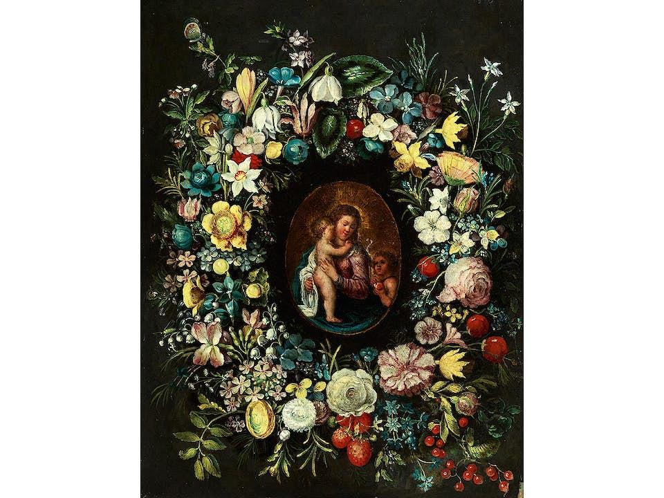 Andries Daniels, um 1580 Antwerpen - 1640