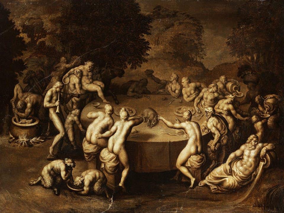 Flämischer Manierist der ersten Hälfte des 17. Jahrhunderts