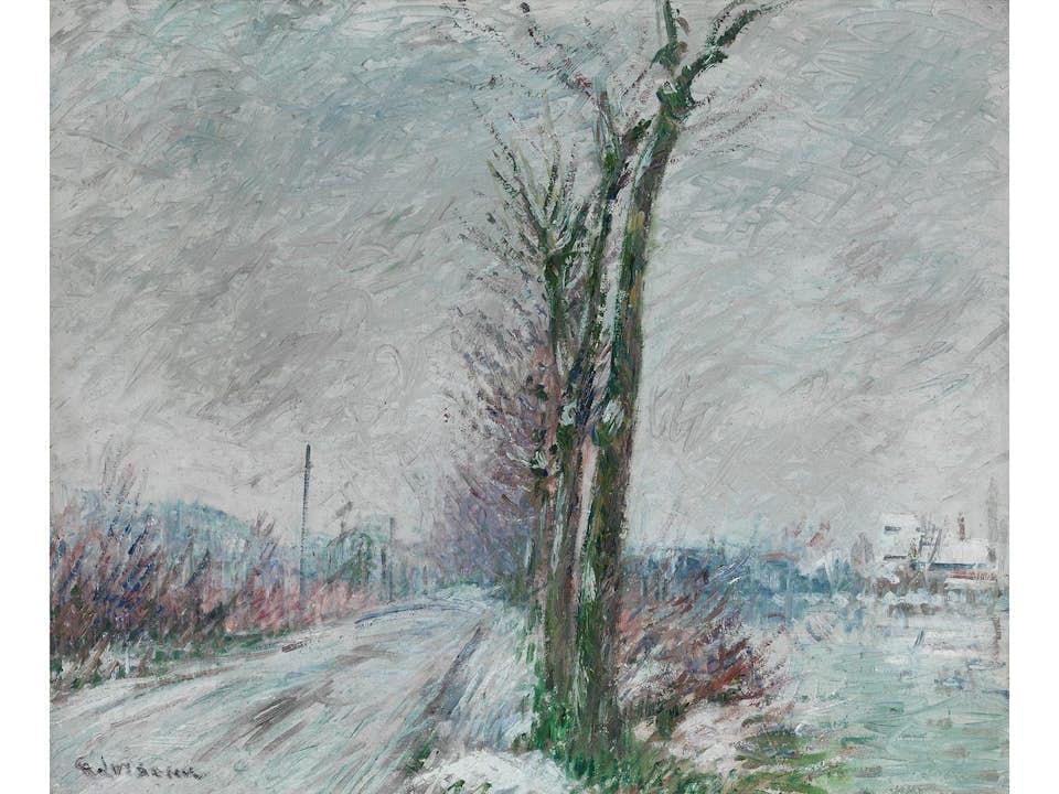 Gustave Loiseau, 1865 Paris - 1935 ebenda