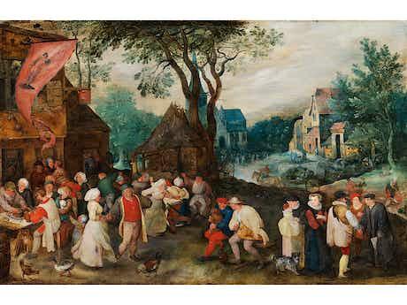 Jan Brueghel d. Ä., 1568 Brüssel - 1625 Antwerpen,
