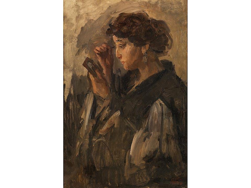 Isaac Lazarus Israëls, 1865 Amsterdam - 1934 Den Haag