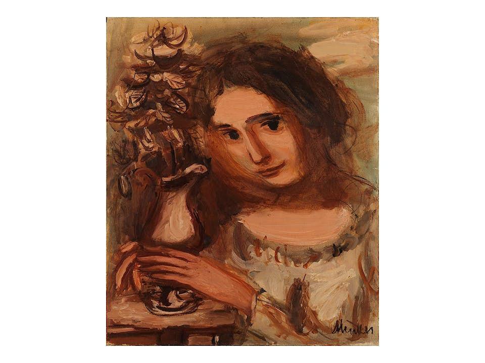 Sigmund Menkes, 1896 Lemberg, Österreich-Ungarn - 1986 Riverdale, New York