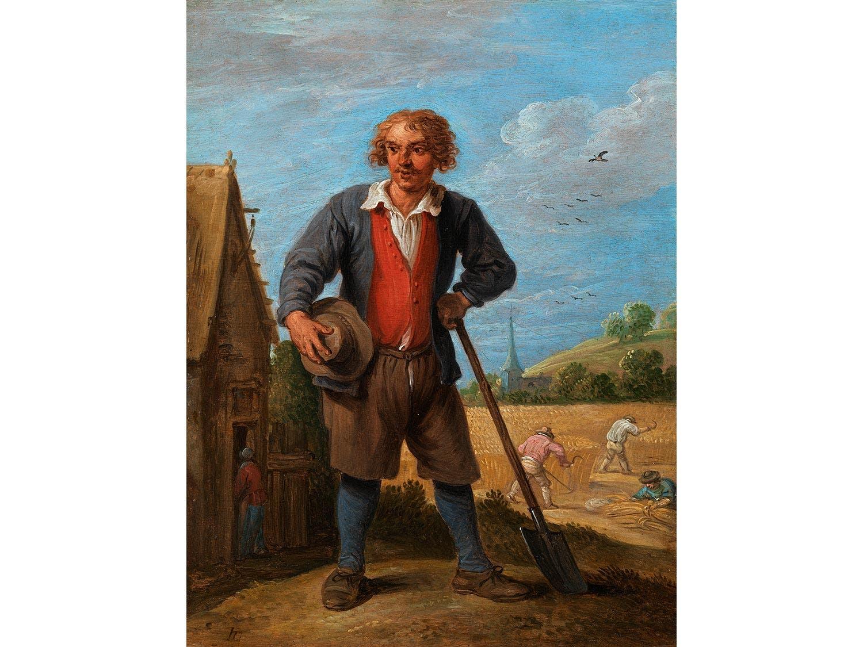 David Teniers d. J., 1610 Antwerpen - 1690 Brüssel