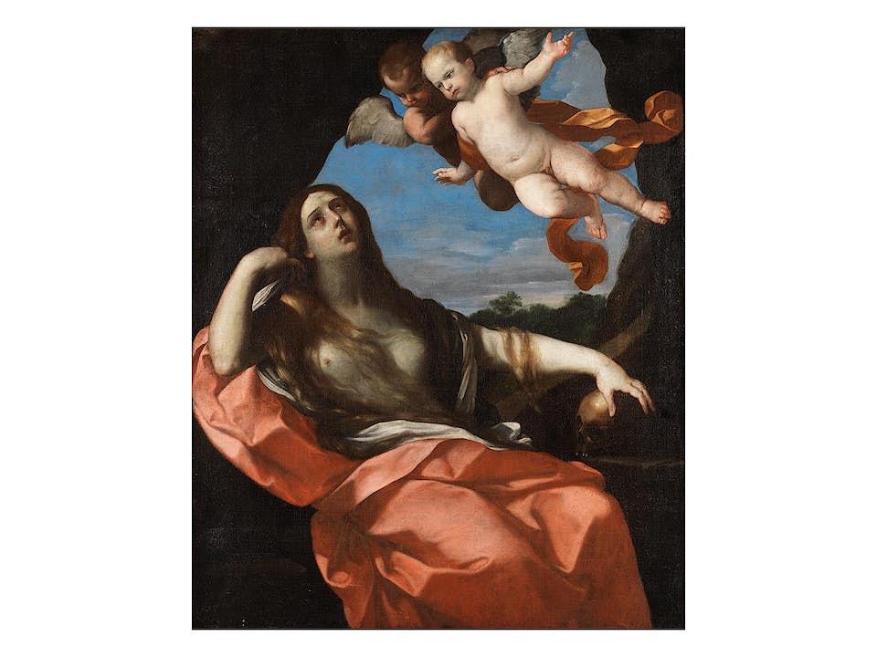 Guido Reni, 1575 Bologna - 1642 ebenda, Werkstatt