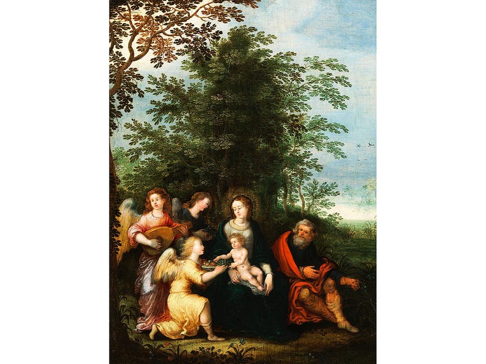 Adriaen van Stalbemt, 1580 Antwerpen - 1662