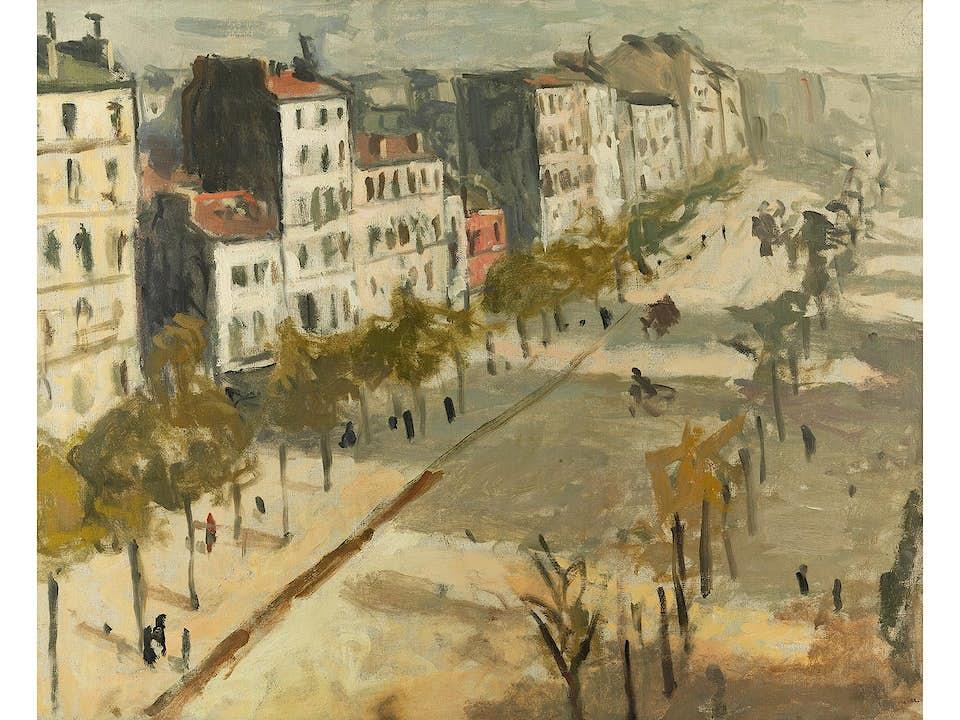 Albert Marquet, 1875 Bordeaux - 1947 Paris
