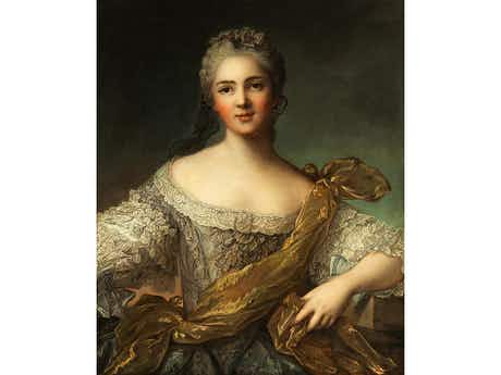 Jean Marc Nattier, 1685 Paris - 1766