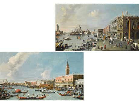 William James, tätig 1730 - 1780, zug.