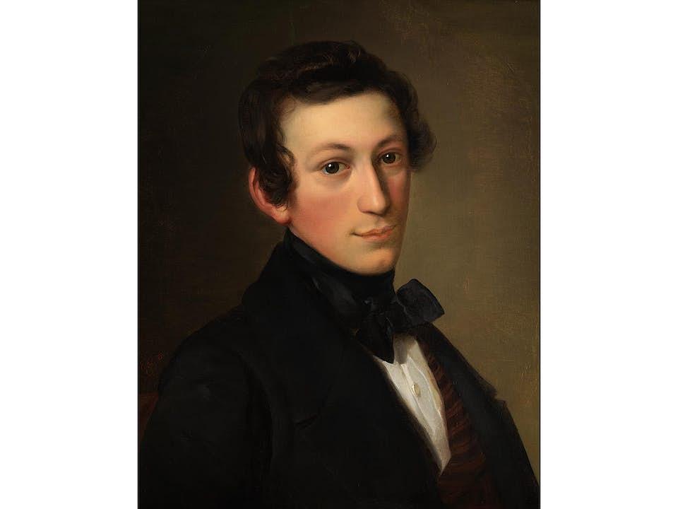 Franz Eybl, 1806 Wien – 1880 ebenda