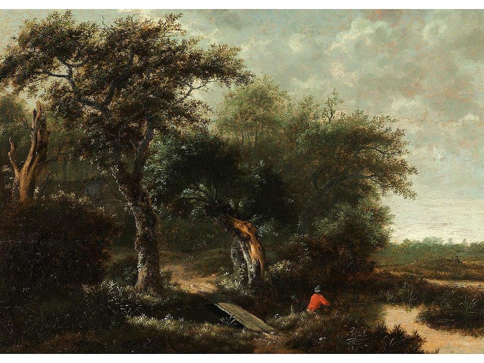 Jacob van Ruisdael, 1628/29 Haarlem - 1682