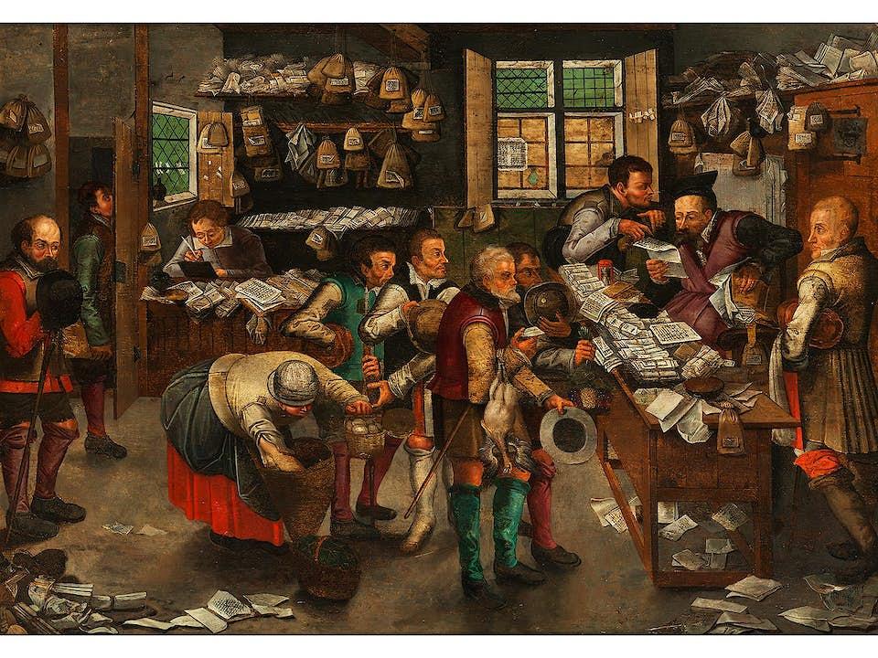 Pieter Brueghel d. J., um 1564 Brüssel – 1637/38 Antwerpen