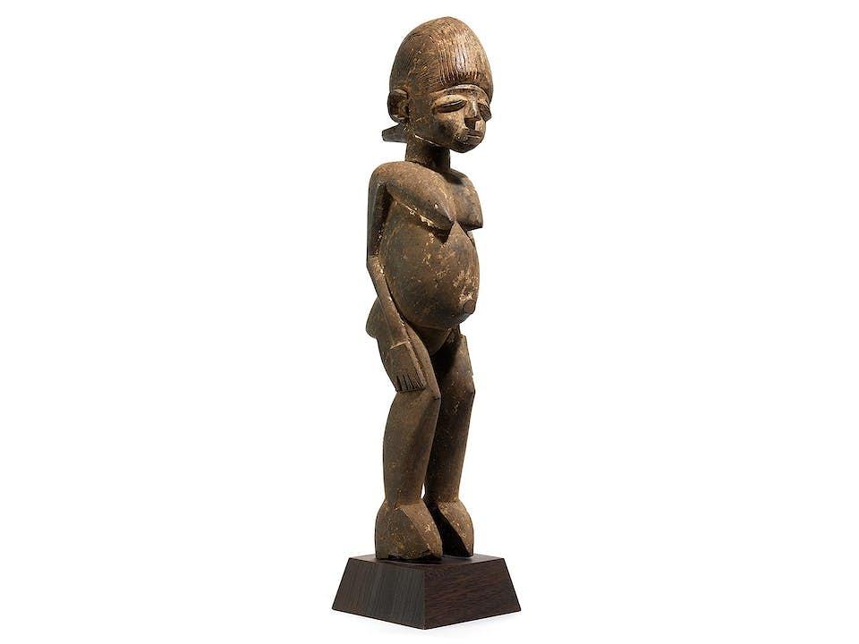 Weibliche Lobi-Figur