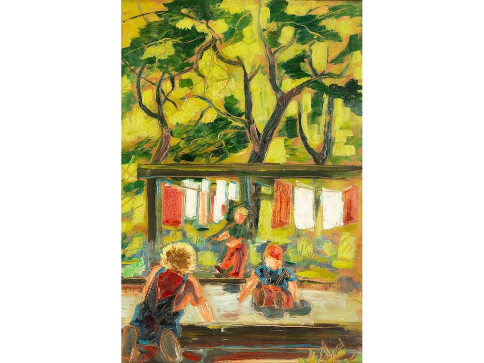 Hanna Bekker vom Rath, 1893 Frankfurt am Main – 1983 Bad Nauheim