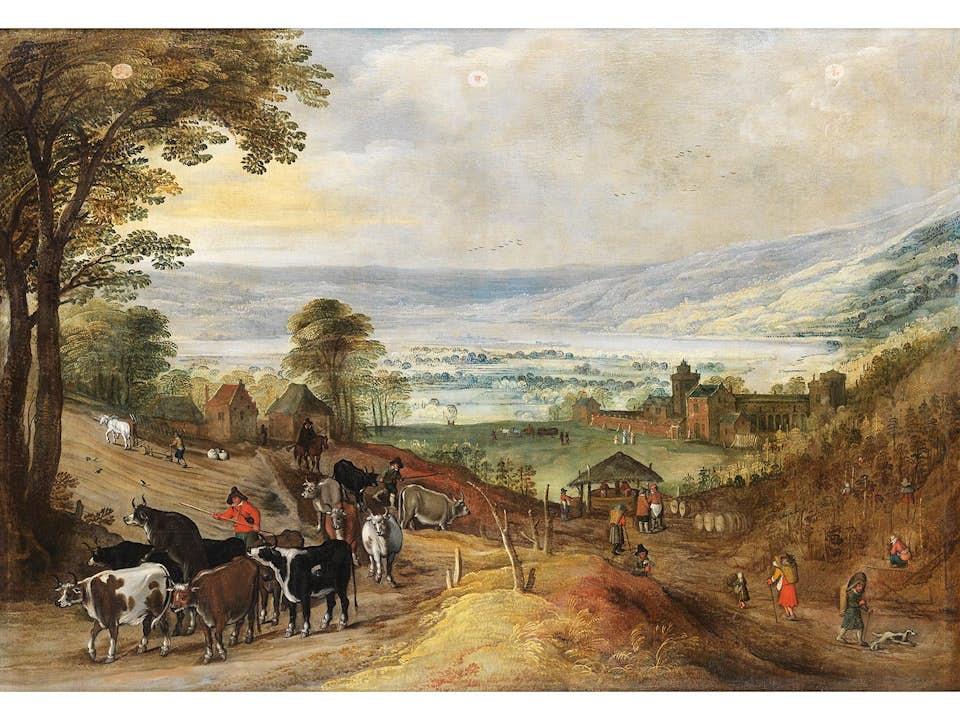 Joos de Momper d. J., 1564 Antwerpen – 1635 ebenda