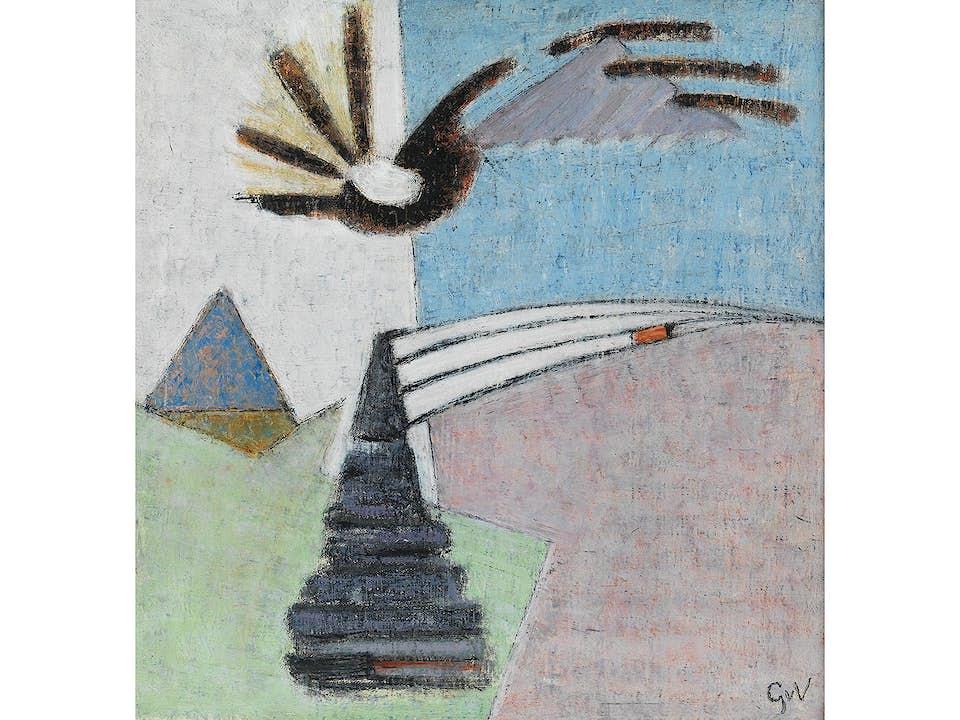 Geer van Velde, 1898 Lisse – 1977 Cachan