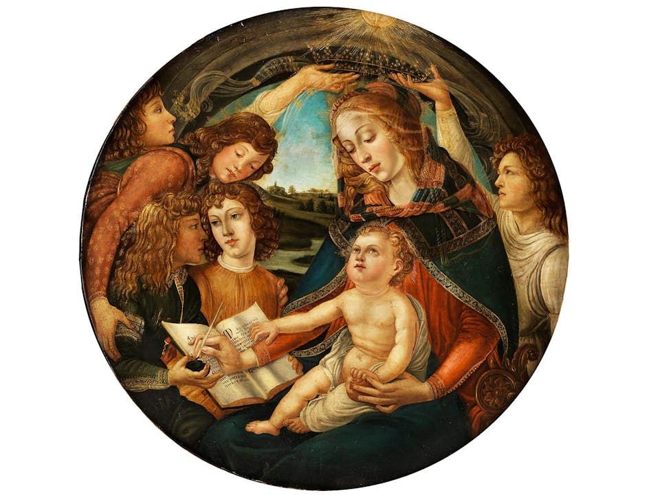 Sandro Botticelli, 1445 Florenz – 1510 ebenda, Umkreis