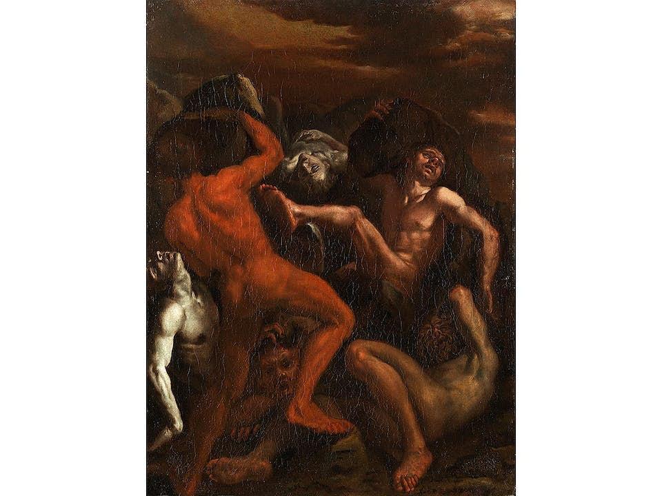 Nicolas Poussin, 1594 Villers-en-Vexin – 1665 Rom