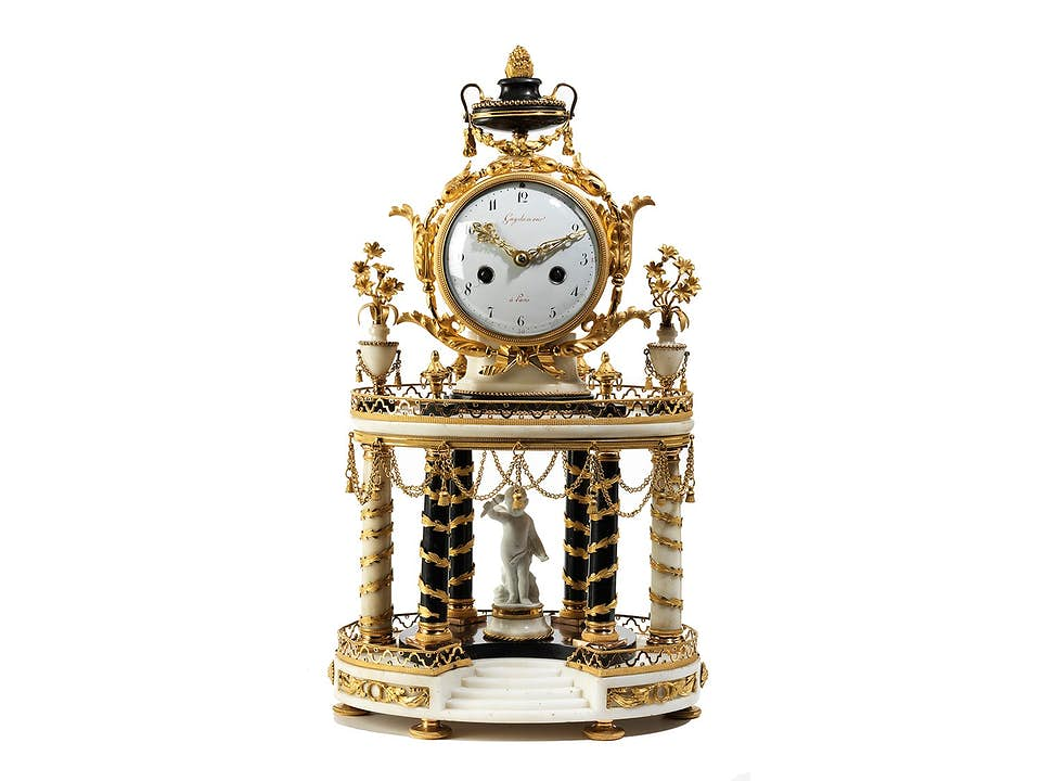 Pariser Louis XVI-Pendule