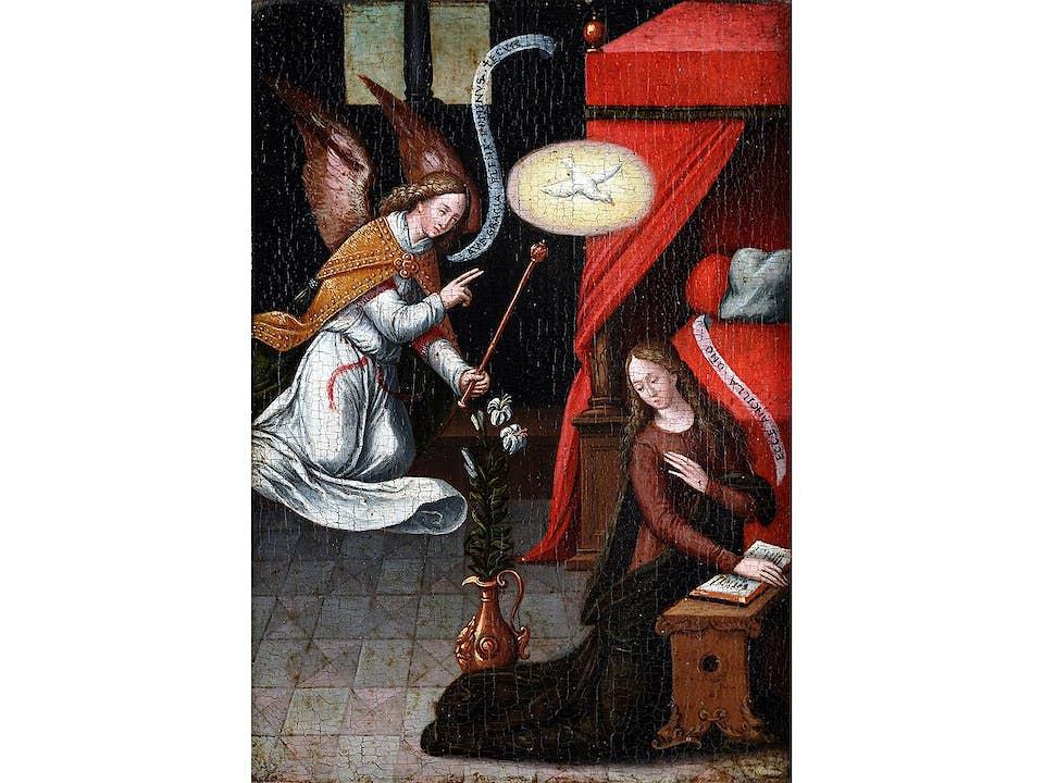 Flämischer Maler um 1550