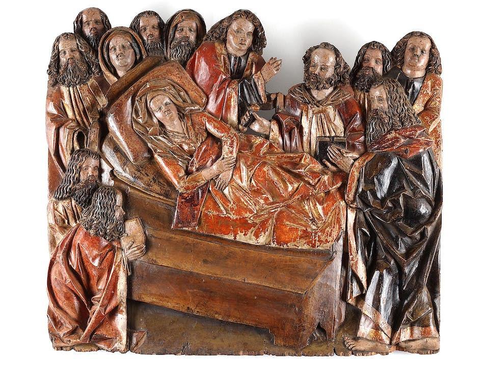Meister Narziss von Bozen, tätig zwischen 1475 und 1517