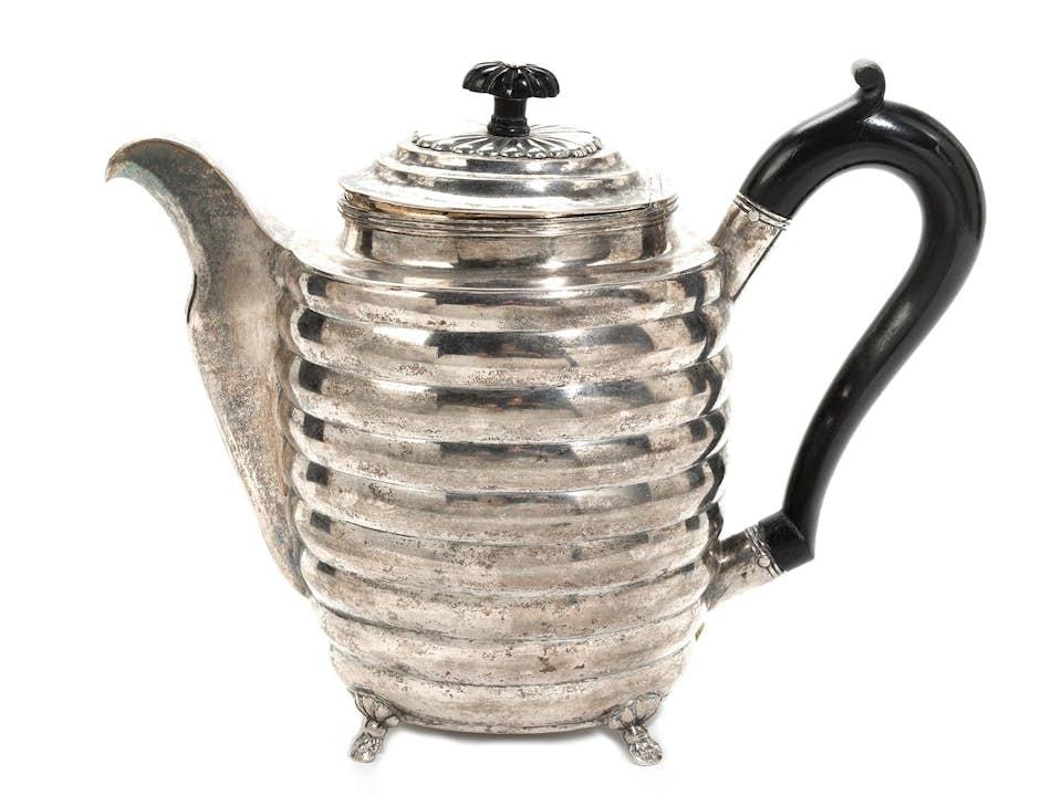 Nowgoroder Kaffeekanne