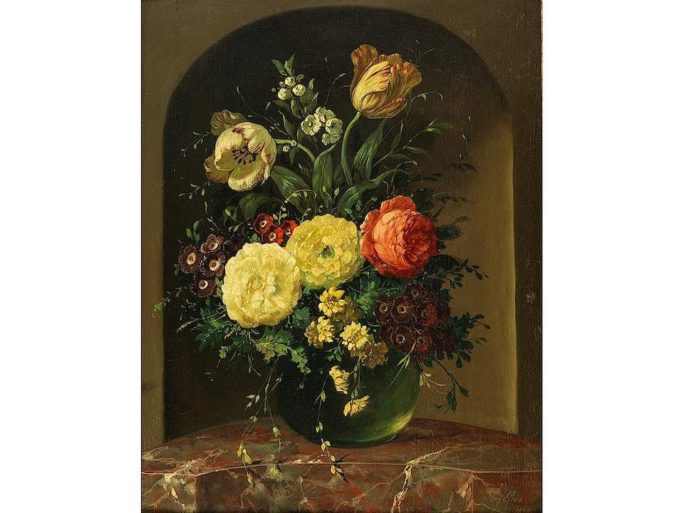 Jan Ten Hove, Maler des 19. Jahrhunderts