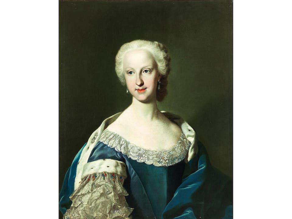 Jacopo Amigoni, 1682 Venedig – 1752 Madrid, Keis des