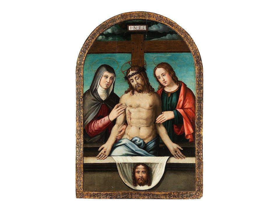Maler der Bologneser Schule des ausgehenden 16. Jahrhunderts