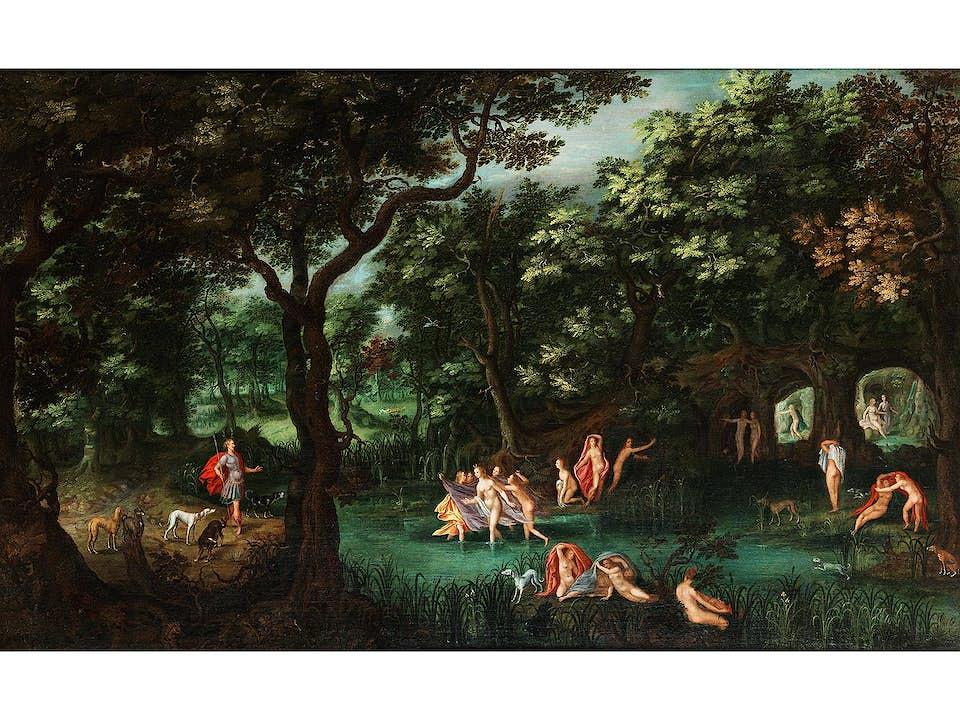 Adriaen van Stalbemt, 1580 Antwerpen – 1662 ebenda