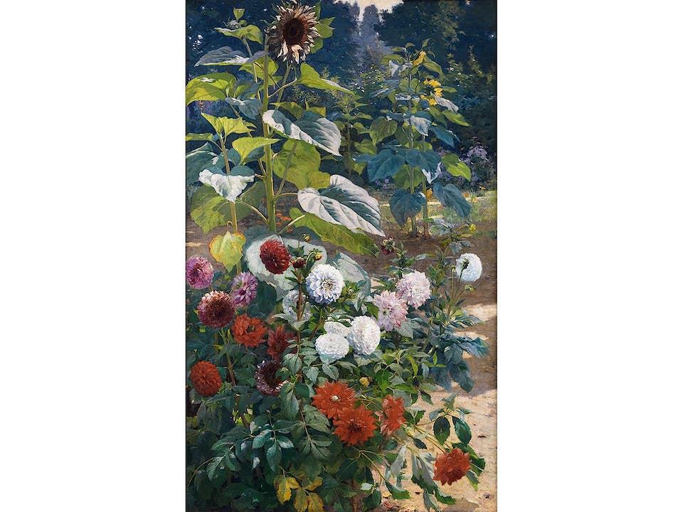 Henri Biva, 1848 Paris – 1929 ebenda